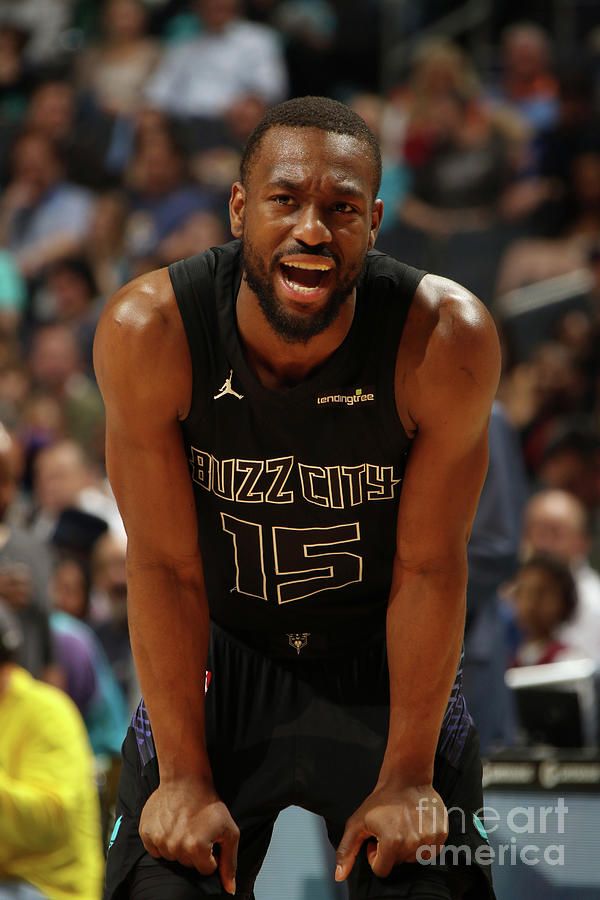 Kemba Walker Photograph by Brock Williams-smith