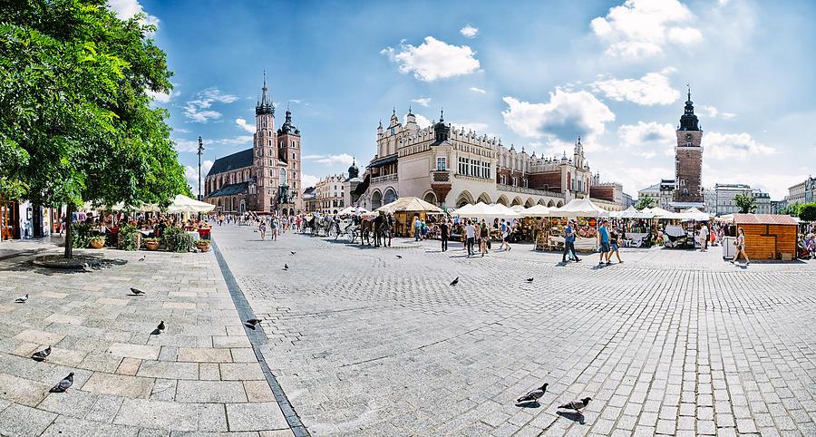 Krakow Photograph by Martin-dm