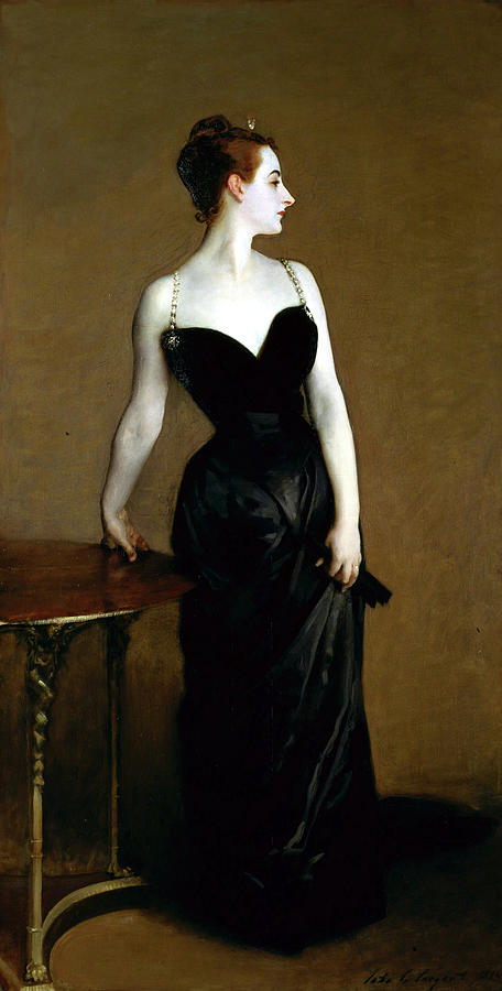 Madame X Painting