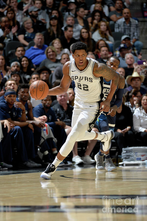 Rudy Gay Photograph by Mark Sobhani