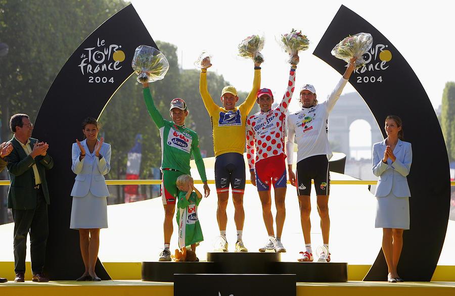 Tour De France Stage 20 Photograph by Robert Laberge