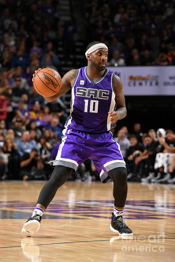 Ty Lawson Photograph by Garrett Ellwood