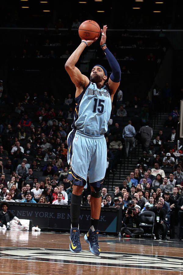 Vince Carter Photograph by Nathaniel S. Butler