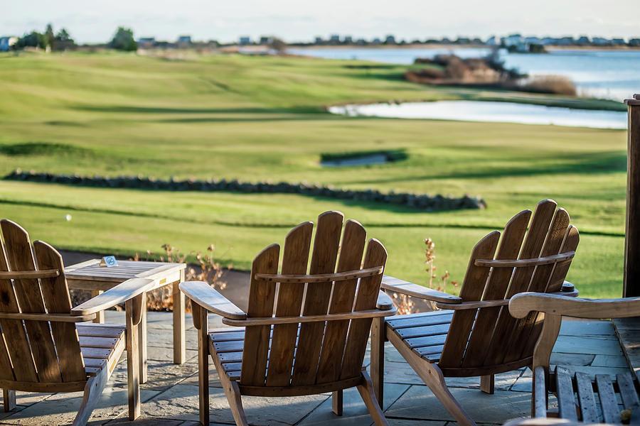 weekapaug golf club landscapes in rhode island by ALEX GRICHENKO