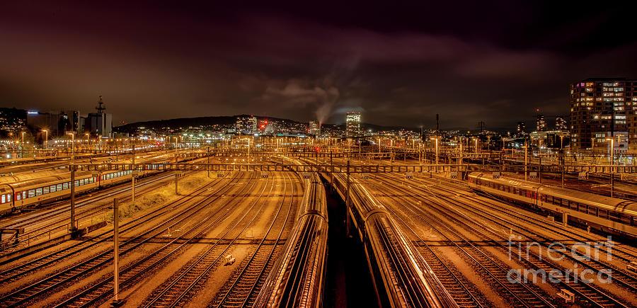Zurich by Mirza Cosic