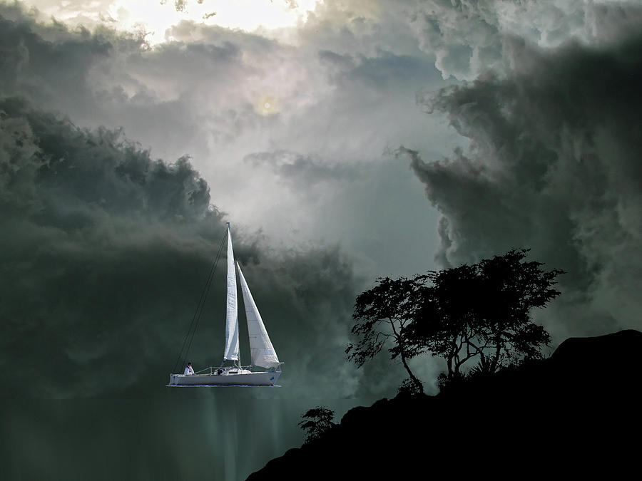 Seascape Photograph - 5109 by Peter Holme III