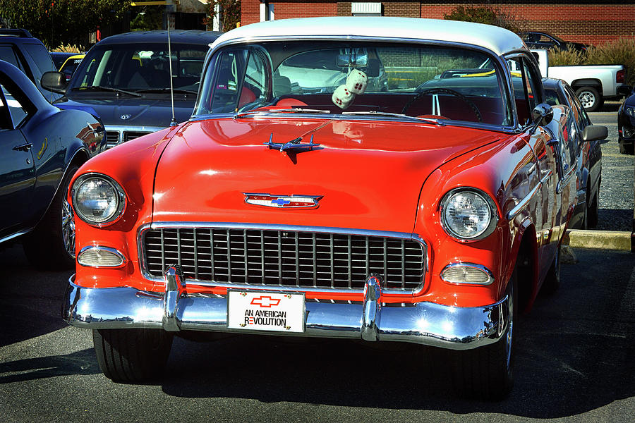 55 Chevy An American Revolution by Bill Swartwout Photography