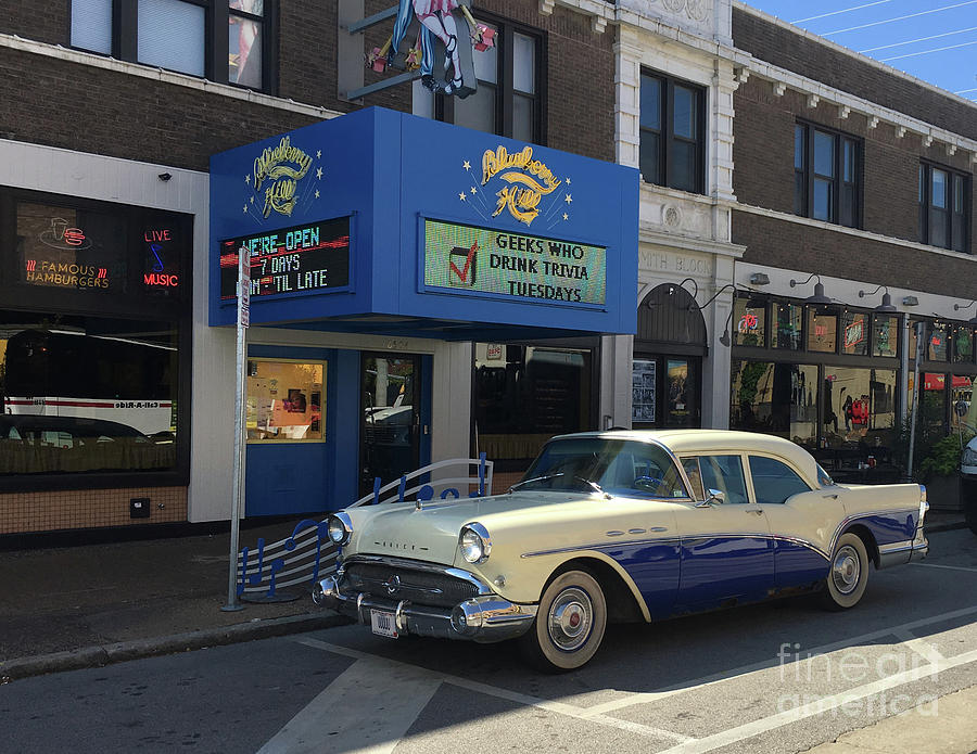 57 Buick II by Garry McMichael