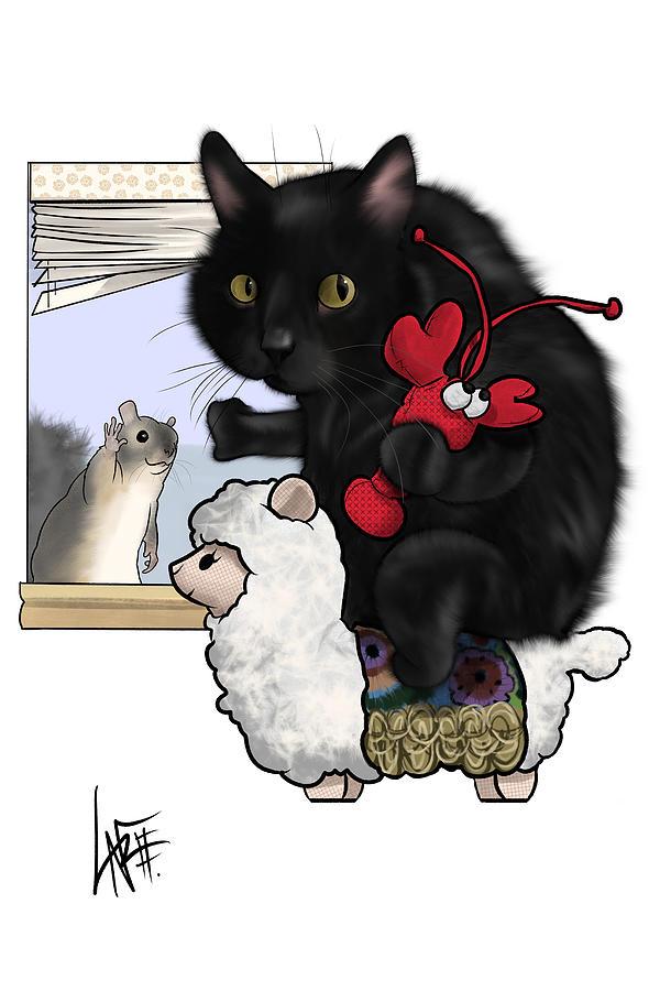 5960 Catlin Drawing