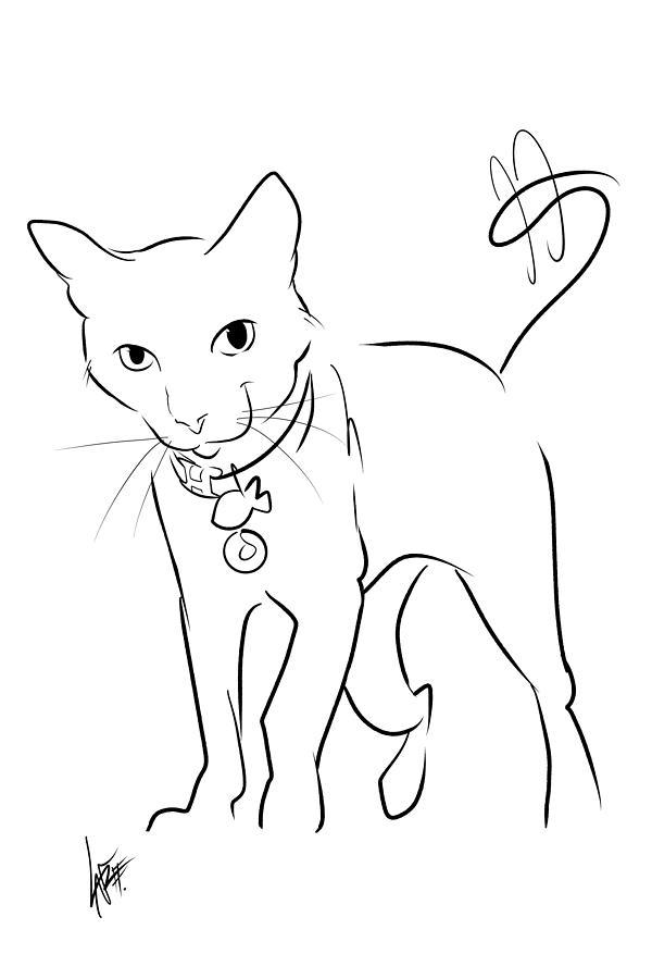 5979 Klafka Drawing