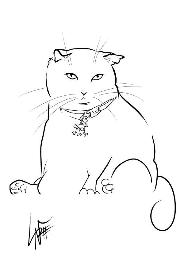5989 Klafka Drawing