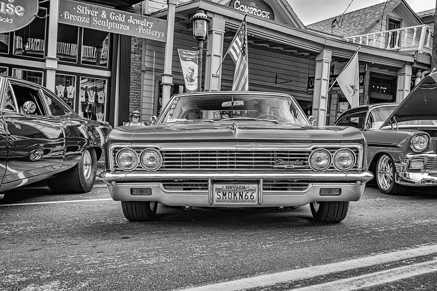 1966 Chevrolet Caprice Custom Photograph