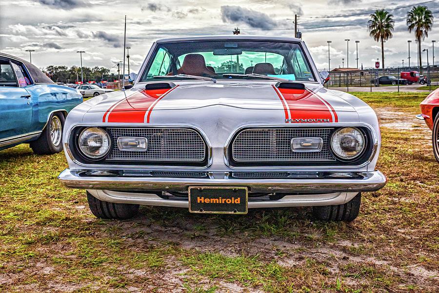 1969 Plymouth Barracuda Hemi Hardtop Coupe Photograph