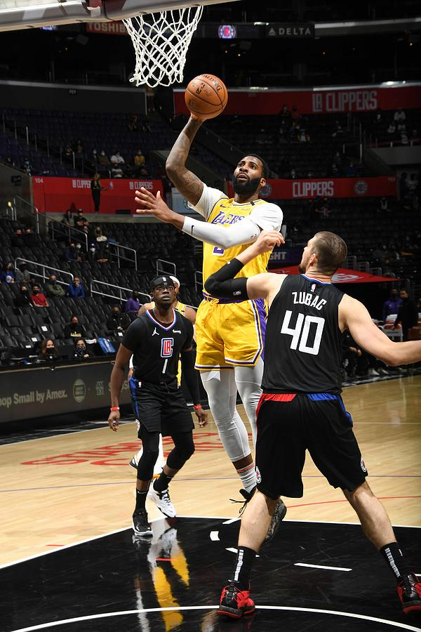Andre Drummond Photograph by Andrew D. Bernstein