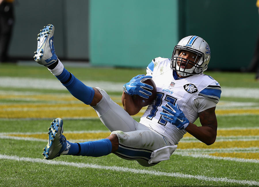 Detroit Lions v Green Bay Packers Photograph by Jonathan Daniel
