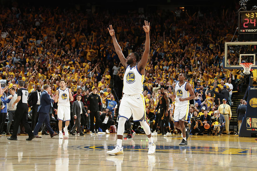 Draymond Green Photograph by Nathaniel S. Butler