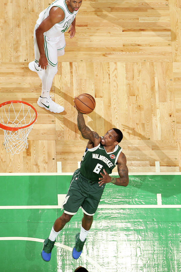 Eric Bledsoe Photograph by Nathaniel S. Butler