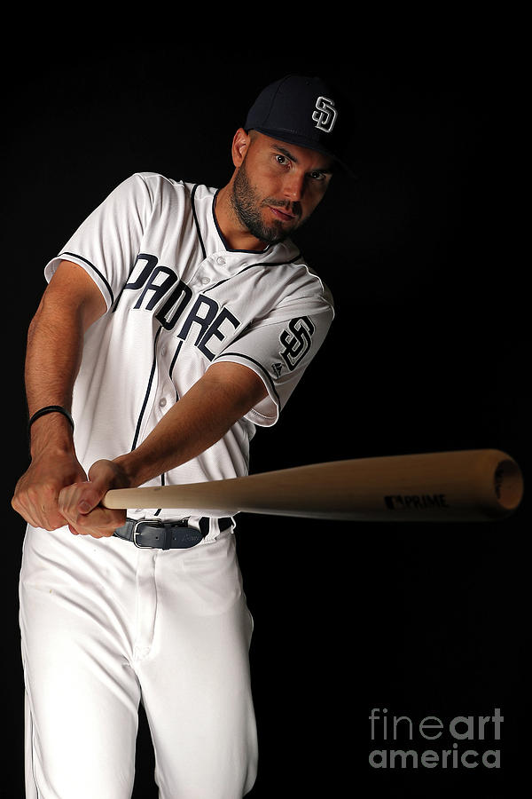Eric Hosmer Photograph by Patrick Smith