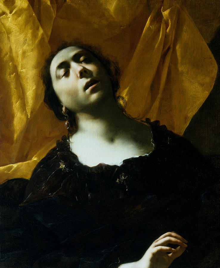 Herodias by Francesco Cairo
