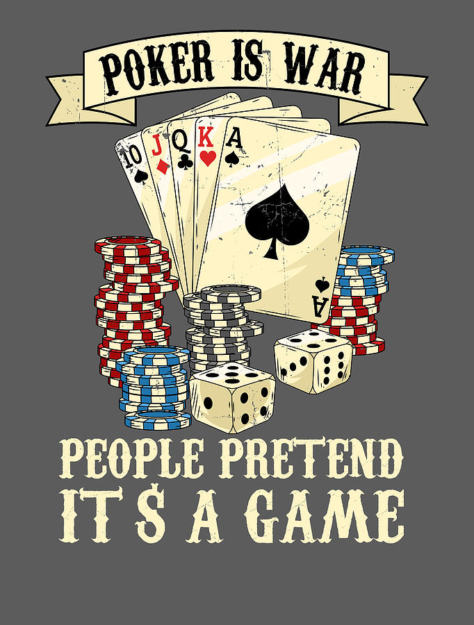 Home Decor Texas Holdem Poker Hand Art Print // Canvas Print Wall Art Poster