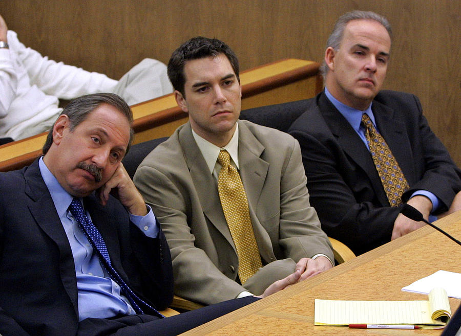 Scott Peterson Trial Continues Photograph by Pool