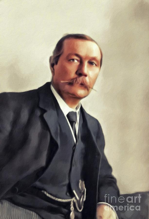 Sir Arthur Conan Doyle, Literary Legend by John Springfield