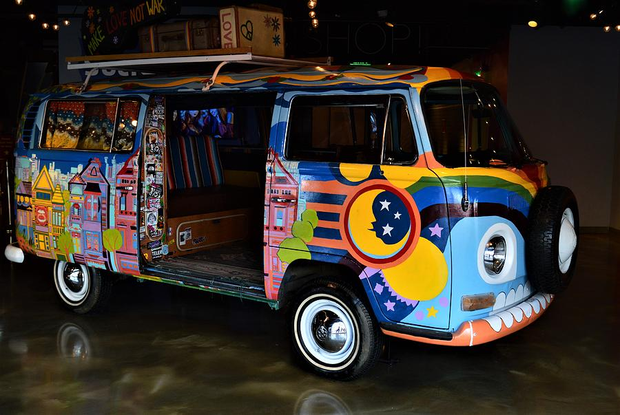 60's VW Van by Warren Thompson