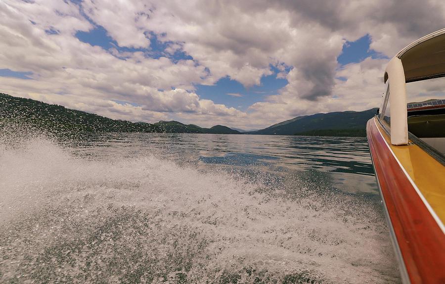 Whitefish Montana Photograph