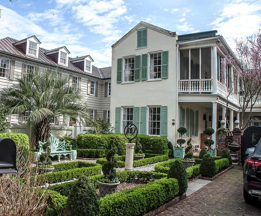 62 Church Street - Charleston Photograph
