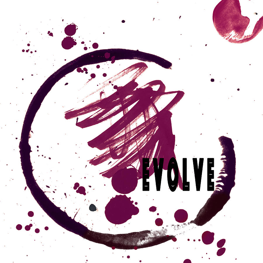 Evolve- Abstract by JD Mims