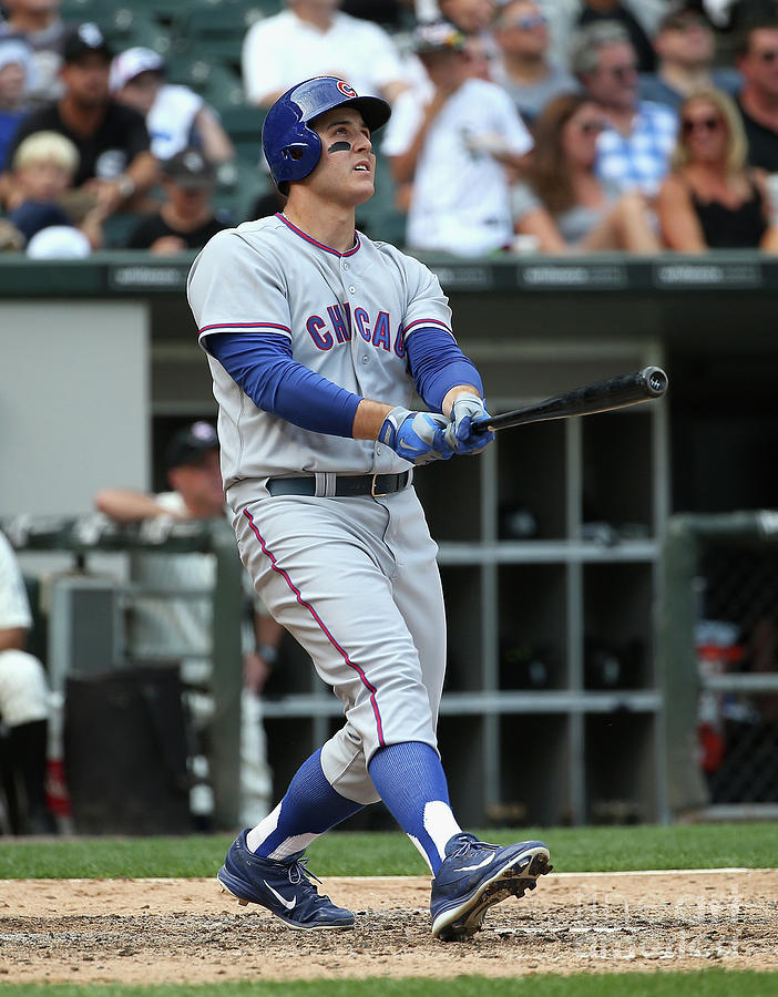 Anthony Rizzo Photograph by Jonathan Daniel
