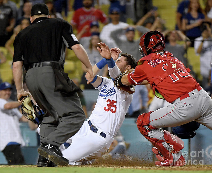Cody Bellinger Photograph by Harry How