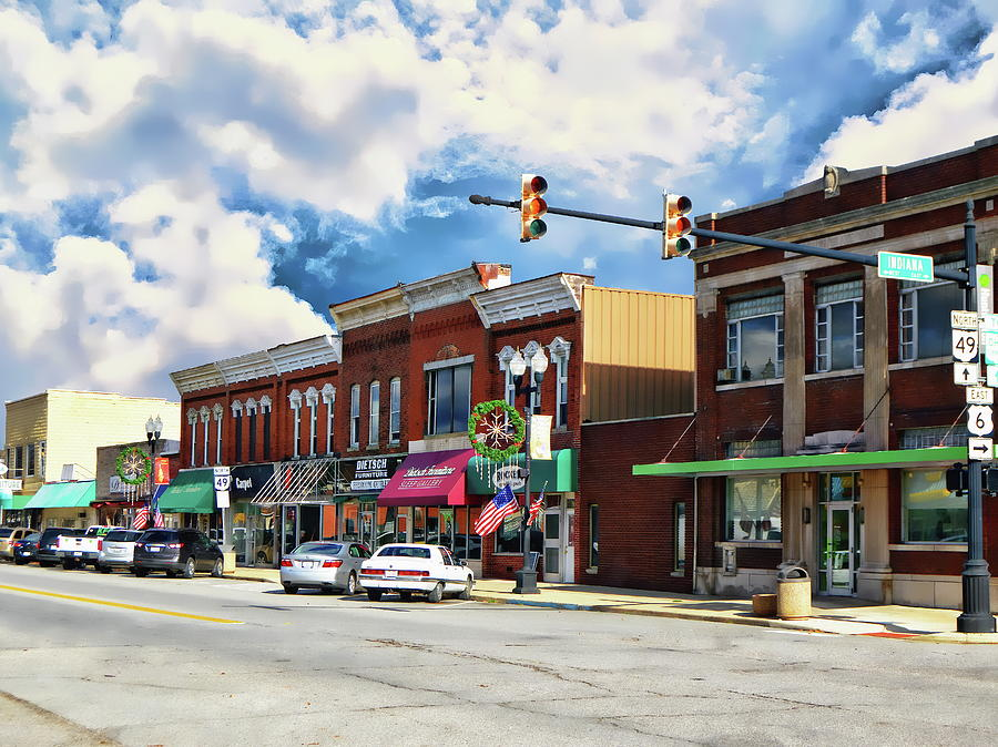 Small Town America Photograph