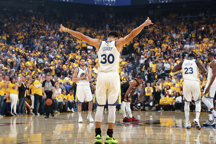Stephen Curry Photograph by Joe Murphy