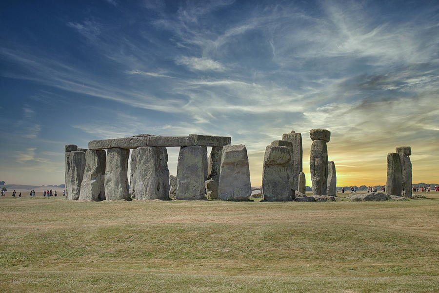 Stonehenge by Martin Newman