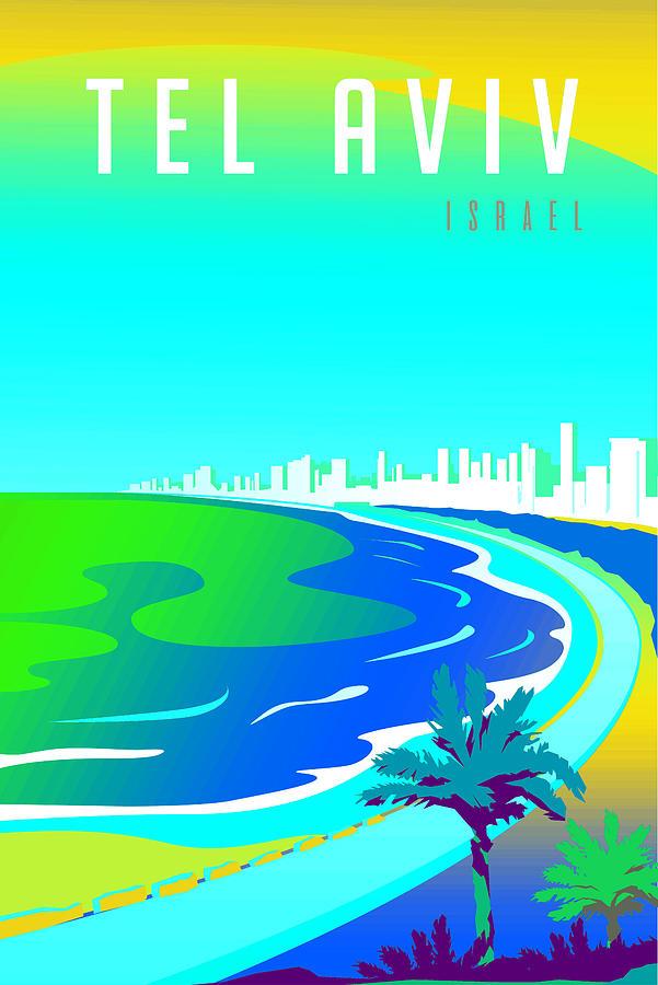 Tel Aviv Digital Art
