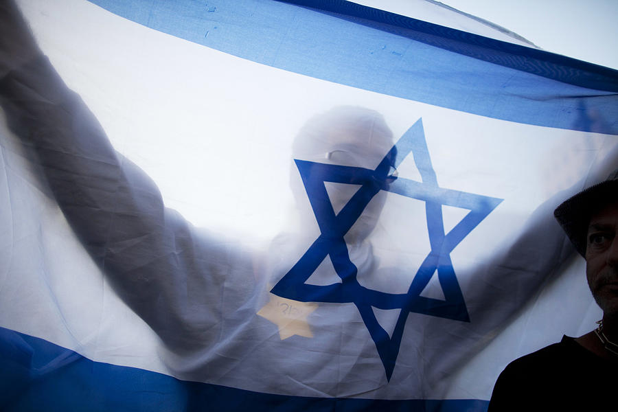 Tensions Remain High At Israeli Gaza Border Photograph by Lior Mizrahi