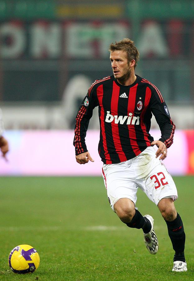 AC Milan v Genoa CFC - Serie A Photograph by Vittorio Zunino Celotto