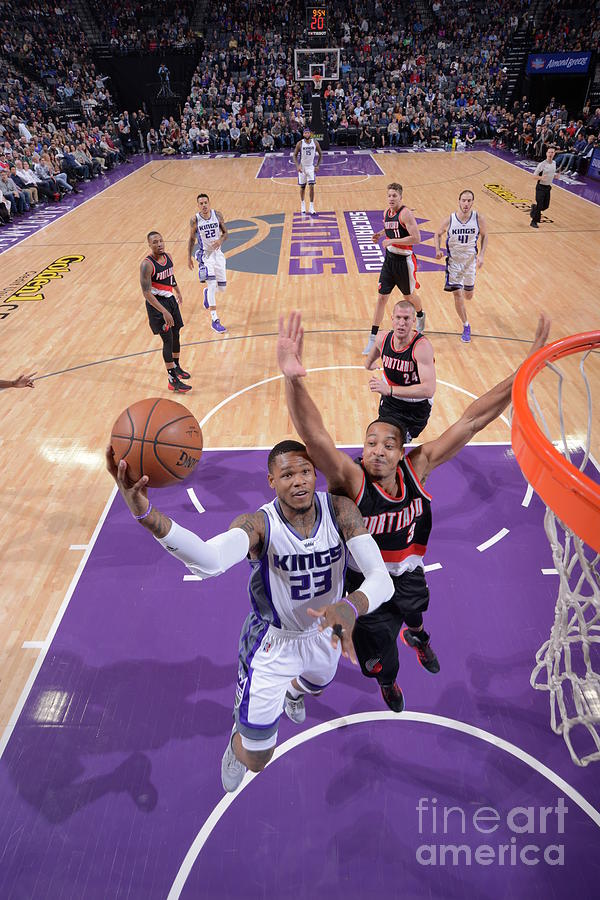 Ben Mclemore Photograph by Rocky Widner