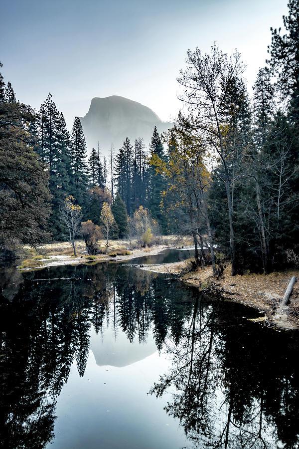 Early Morning At Yosemite National Park California Photograph
