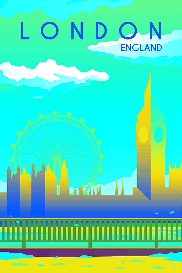 London Digital Art