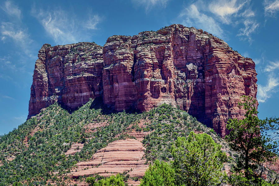 Arizona Photograph - Magnificent Scenery by Ric Schafer