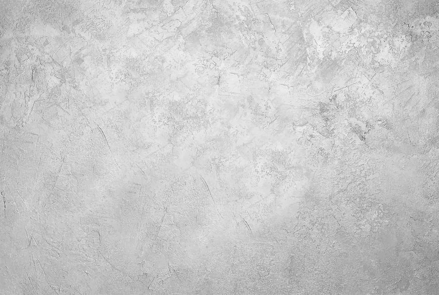 Gray Bright Grunge Texture Vector Background Drawing by Ajwad Creative