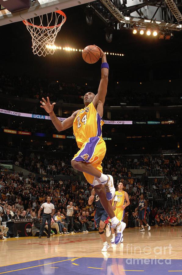 Kobe Bryant Photograph by Noah Graham