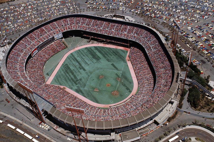 MLB Photos Archive Photograph by Michael Zagaris