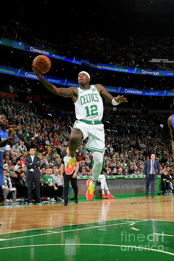 Terry Rozier Photograph by Brian Babineau