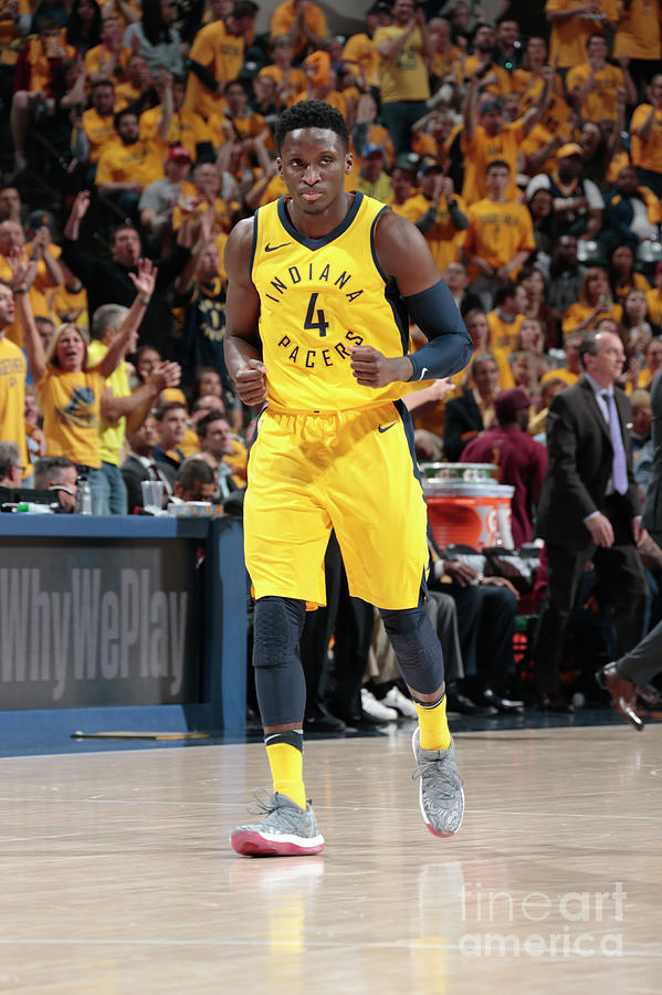 Victor Oladipo Photograph by Ron Hoskins