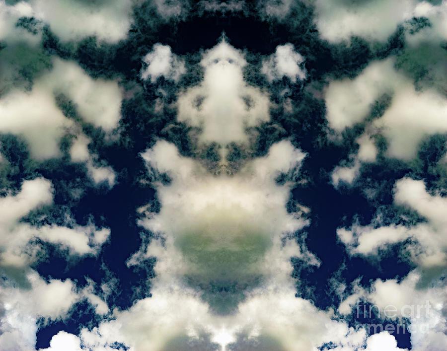 A Clouds Mirror Photograph