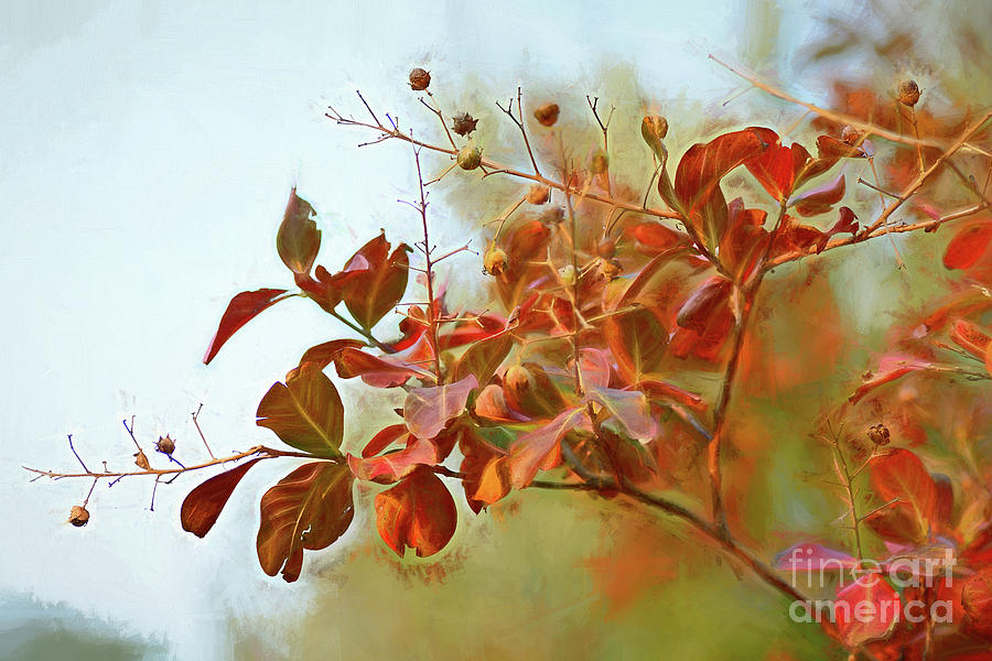 A Dusty Autumn by Kaye Menner by Kaye Menner