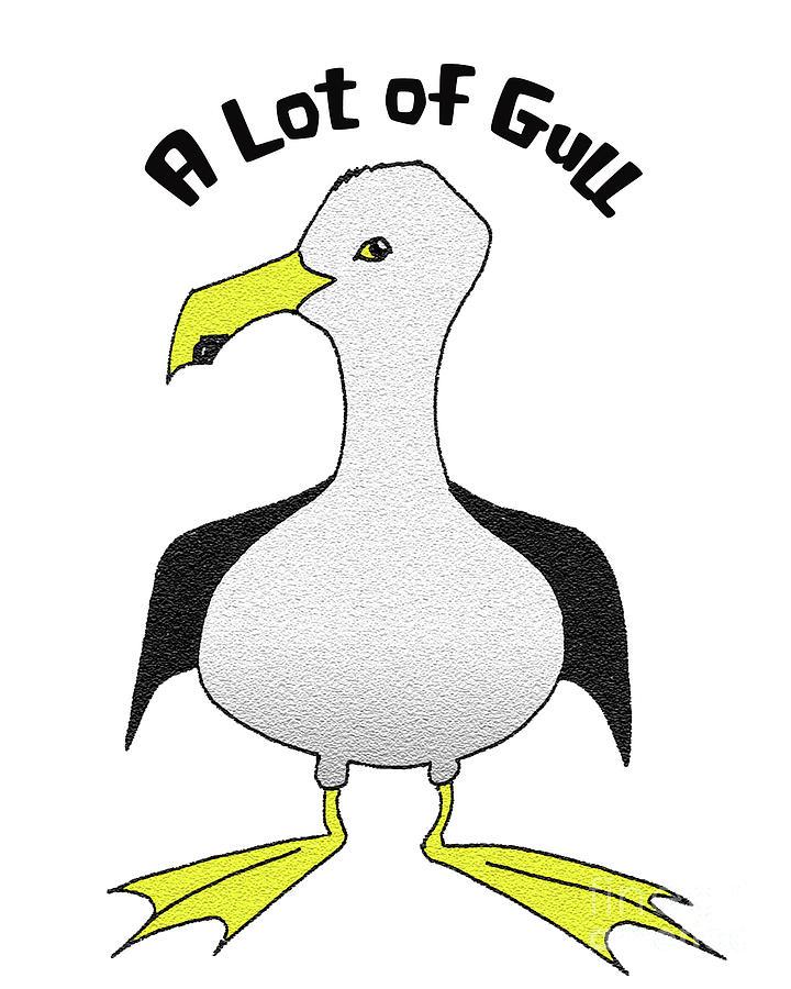A Lot of Gull by Art MacKay